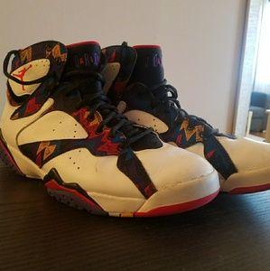 "Air Jordan 7 "" Nothing But Net"""
